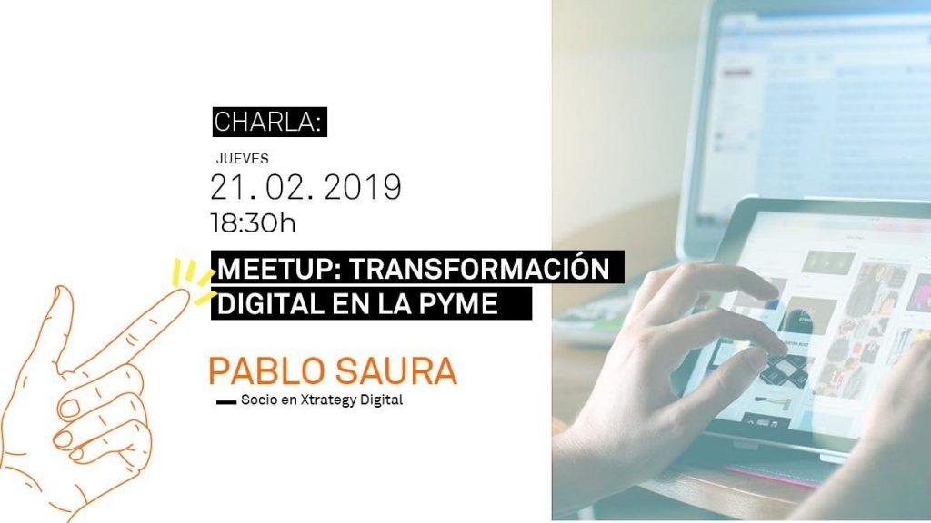 Transformación digital en la Pyme